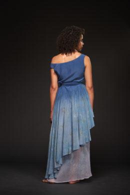 Azure Maxi Dress